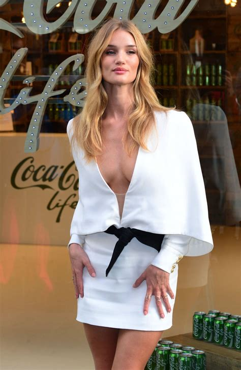 504177 my kife with rosie rosie huntington whiteley in a white dress launches coca
