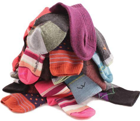 Pile Socks sock mergency how bad can it go