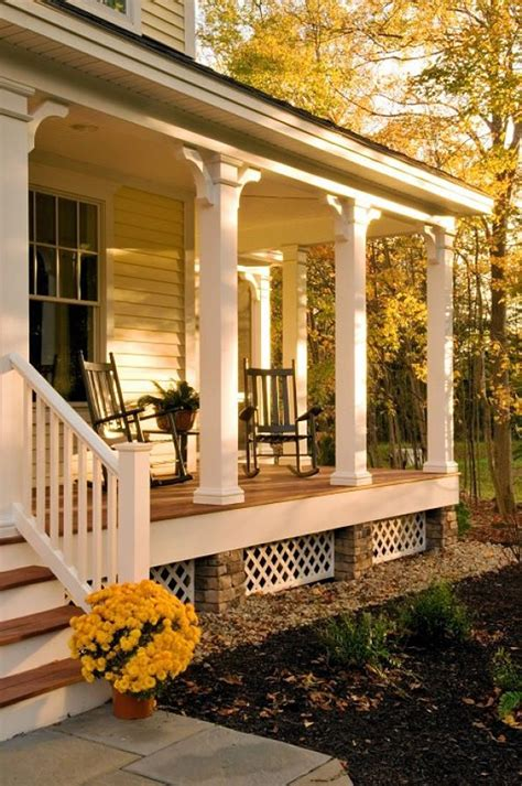 wrap around front porch 30 best images about porch column ideas on