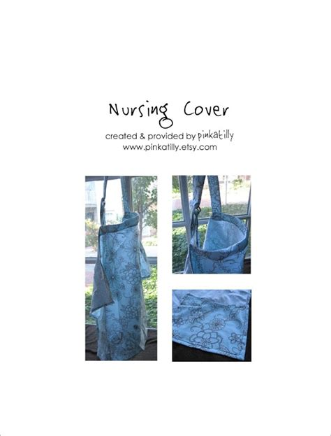 pattern nursing cover nursing cover pattern instructions oh baby pinterest