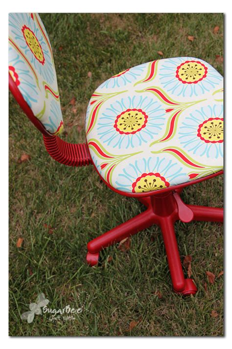 Lawn Chair Never Forget by She Gave This Boring Office Chair A Makeover It Will Never
