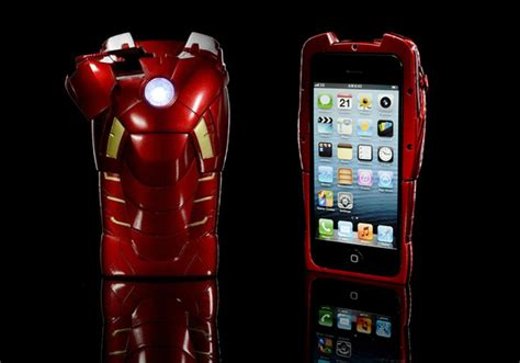 Casing Iphone 5 5s Superman L0243 iron vii armor iphone 5 hiconsumption