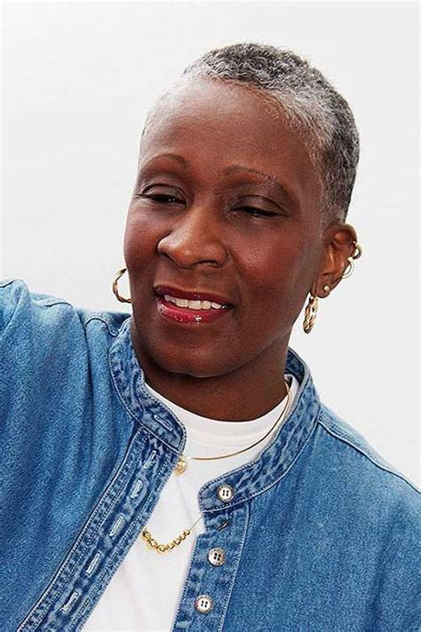 show african american women over 50 with gray hair that is there own super short hair for black women over 50 jpg 500 215 752