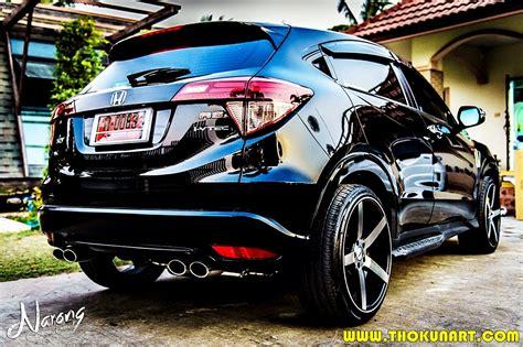 Bodykit Honda Hrv Type Zeus honda hr v bodykit