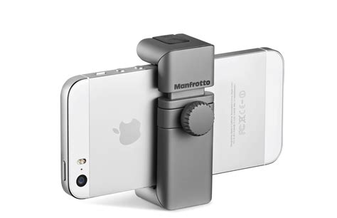 Manfrotto Lumimuse Mount manfrotto s made a smartphone cl called twistgrip