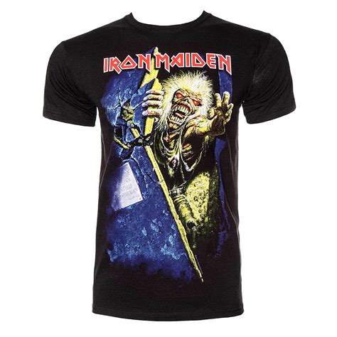 T Shirt Metal Iron Maiden iron maiden no prayer t shirt metal iron maiden merch