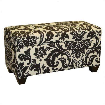 black and white storage bench best buy upholstered storage bench in fiorenza black and