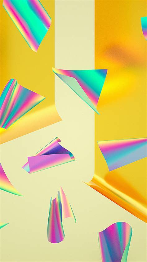 color pattern of a rainbow freeios7 vm12 paper art rainbow color pattern parallax