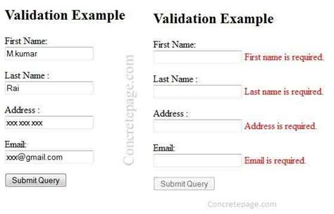 angularjs pattern validation exle angularjs form and validation with exles