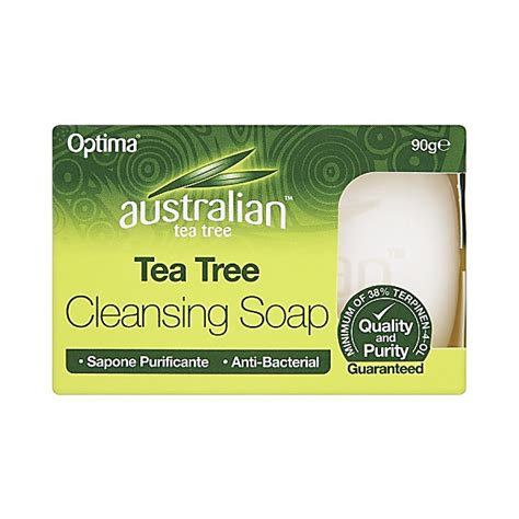 Soap And T Zone Detox by Australian Tea Tree Cleansing Soap