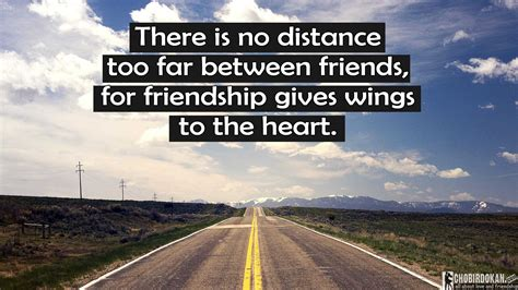 quotes for distance 20 distance friendship quotes images chobirdokan