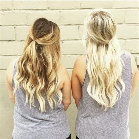 Half Pinned Hairstyles by 43 Easy Summer Hairstyles For Hair For 2017