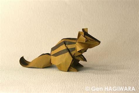 Origami Forest Animals - 23 wonderful origami woodland animals