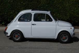 Fiat 500 Rust 1970 Fiat 500 Abarth D Fast And Modified No Rust