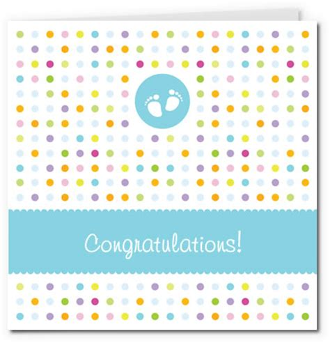 congratulations baby card template free free printable baby cards gallery 2