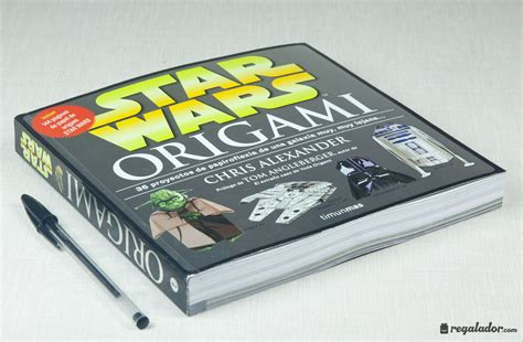 libro star wars the rescue libro star wars origami para crear figuras en papel en regalador com