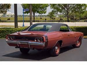 1968 Dodge Charger Rt For Sale 1968 Dodge Charger R T For Sale Classiccars Cc 704865