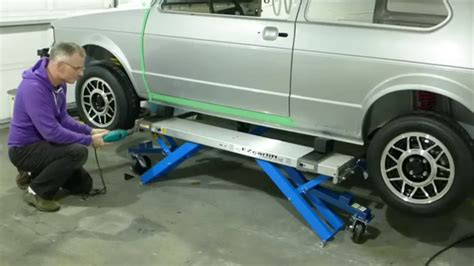 EZCarLift Automotive portable lift system review (5 stars