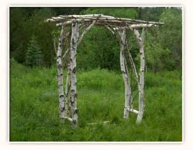 How To Build A Rustic Pergola by Pin Make A Rustic Trellis On Pinterest