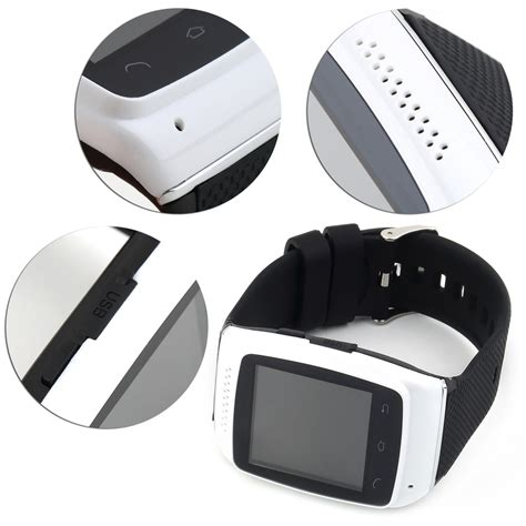 Q2 Smartwatch anti lost touch screen bluetooth smartwatch sync for iphone android q2
