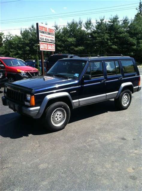 1994 Jeep Sport Find Used 1994 Jeep Country Sport Utility 4 Door