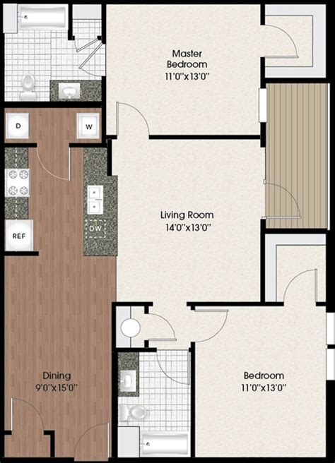 luxury apartment plans pin by chenal pointe at the divide on luxury apartments in