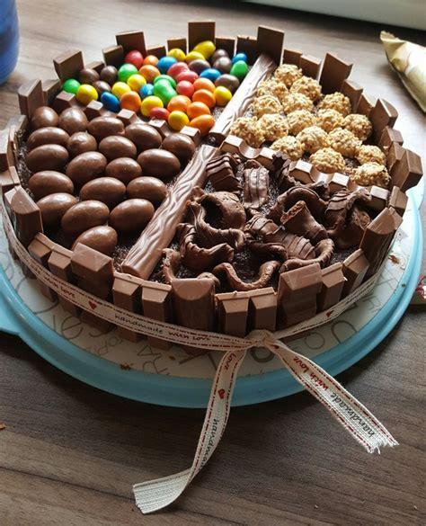 lollipop kuchen cake ein amerikanischer kuchen mit s 252 223 igkeiten
