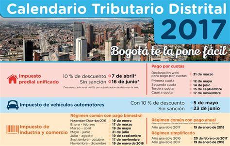 calendario impuesto industria y comercio bucaramanga 2016 calendario tributario 2016 ica 187 secretar 237 a de