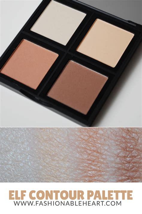 Rude In Your 3 In 1 Palette fashionable e l f cosmetics contour palette in