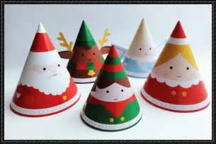 christmas papercraftsquare free papercraft download