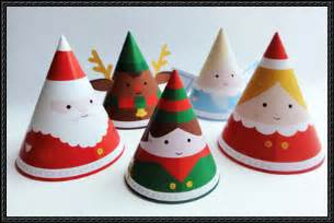 New paper model christmas decorations free paper crafts download on