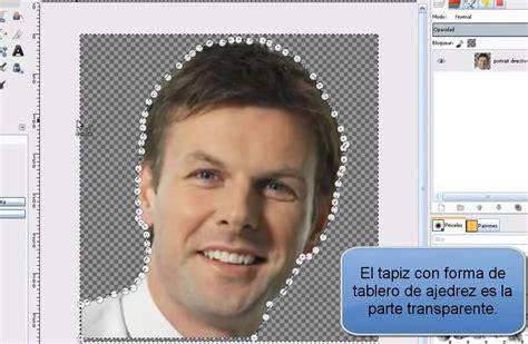 recortar varias imagenes a la vez c 243 mo recortar o eliminar el fondo de una imagen en gimp 28