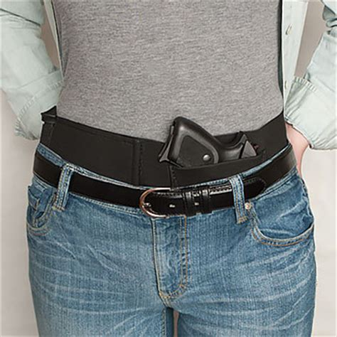 waistband holster concealed carry gun womens waistband conceal carry holster black