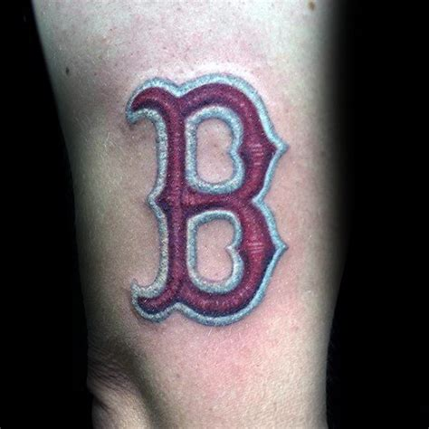 boston red sox tattoos 60 boston sox tattoos for baseball ink ideas
