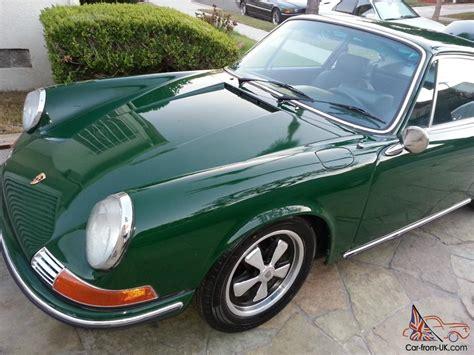 porsche irish green 1969 porsche 912 fully restored superb condition irish green