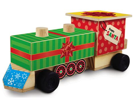 holiday stacking blocks home depot workshop 125 free stuff finder lowe s build a free festive train engine on 12 12