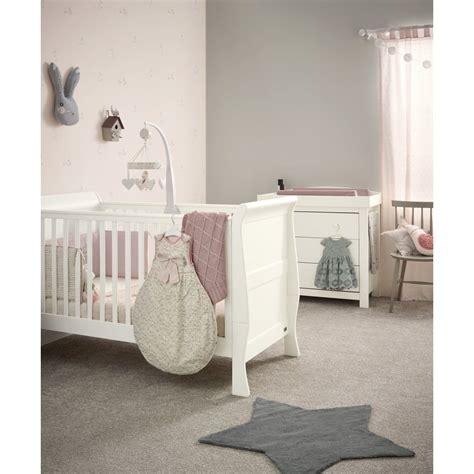 mamas papas mia 2 piece set dresser mamas papas mia sleigh 2 piece furniture set cot bed