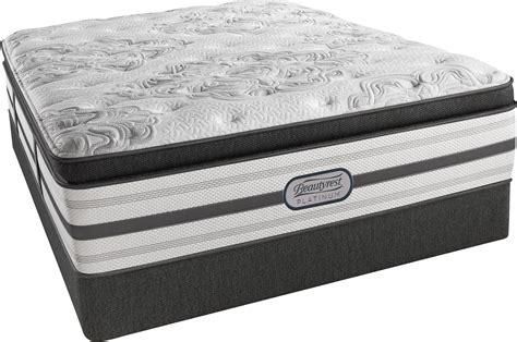 beautyrest recharge platinum gatsby pillow top plush