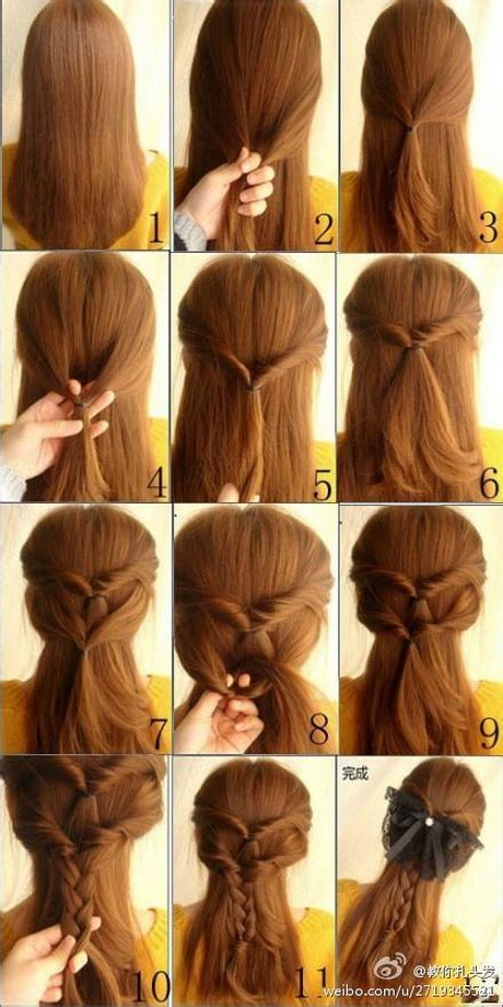 simple hairstyles for hair simple hairstyles for hair