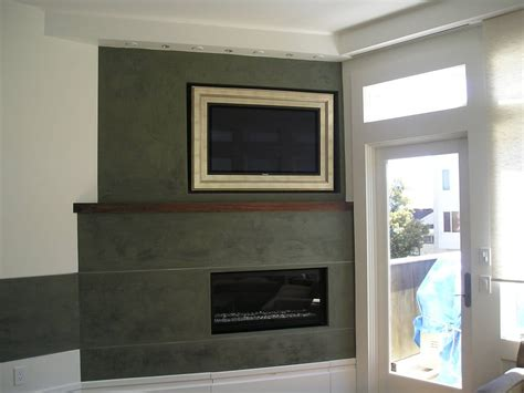 Tv Mounted On Fireplace by Tv Mounted Fireplace Yelp