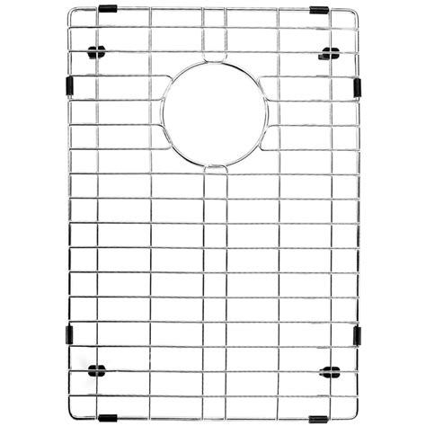 Kitchen Sink Bottom Grid Vigo Industries Vigo Kitchen Sink Bottom Grid 12 X 18 Vgg1218 Americanhomeplus