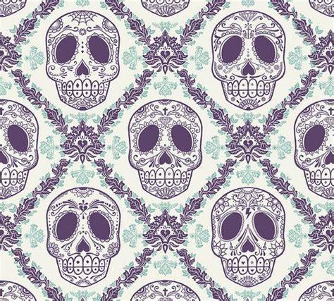 skull pattern wallpaper tumblr mexican skull wallpaper mexican sugar skull pinterest