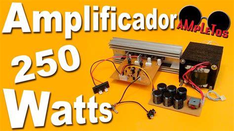 reemplazo transistor a1941 lificador monofonico de 250 watts rms