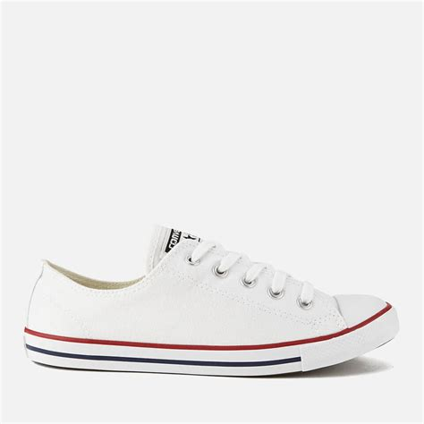 Convers White Ox converse s chuck all dainty ox trainers white free uk delivery allsole
