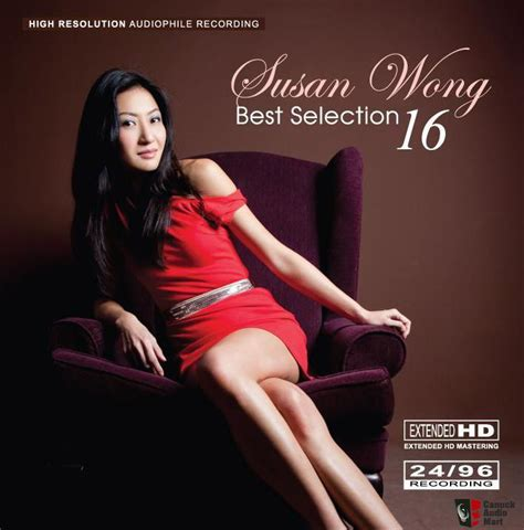 Susan Wong In susan wong quot best selection 16 sold photo 508885 canuck audio mart