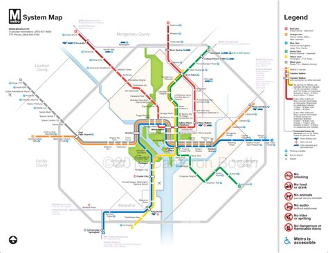 washington dc map subway project washington dc metro diagram redesign cameron booth