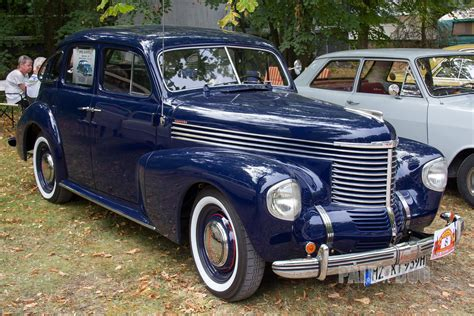 opel kapitan 1939 opel paledog photo collection