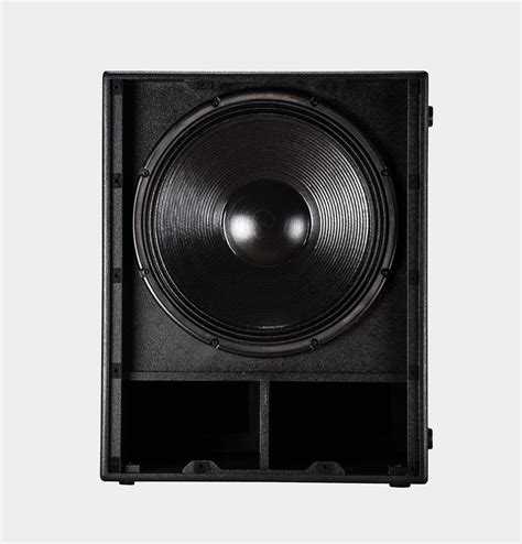 Speaker Subwoofer 18 Rcf rcf sub 8004 as 18 quot active subwoofer