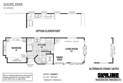 skyline floor plans skyline homes san jacinto manufactured homes and modular