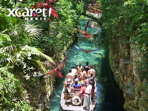 theme park cancun xcaret mexico tour xcaret park